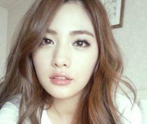 ナナ(nana)さんは韓国のAFTERSCHOOL