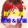 鈴木亜美が結婚妊娠!相手は誰?昔と現在の画像比較したら劣化した?