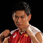 松田悟志が体育会TVでバスケ対決!筋肉自慢の仮面ライダー俳優の結果は?