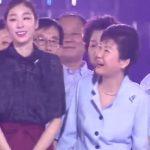 キムヨナがパククネ大統領と手つなぎ【握手】を拒否?韓国の動画がコレ!