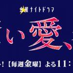 奪い愛、冬【ドラマ】の見どころ!あらすじや主題歌は?