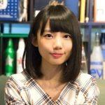 山科ティナの本名や高校大学は?母親が中国人で可愛いハーフ美女!画像
