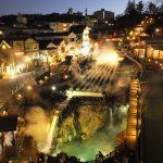 カップルの温泉旅行におすすめ!伝統ある人気スポット草津温泉